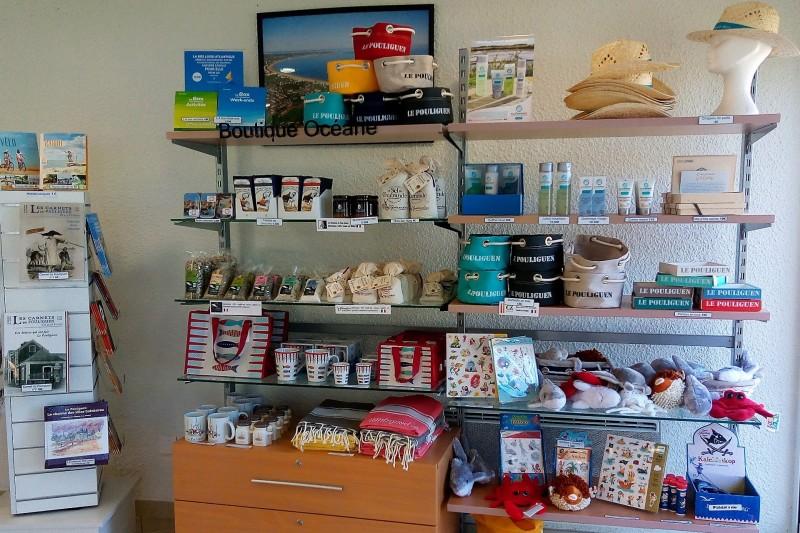 La Boutique de l'Office de Tourisme - Pouliguen