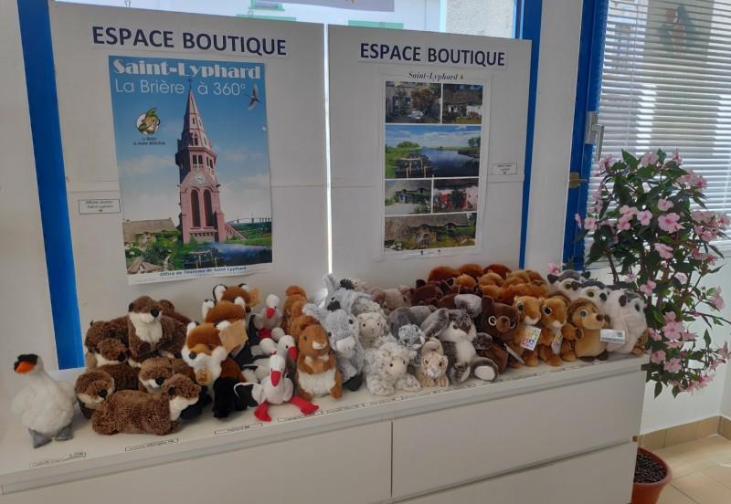 La Boutique de l'Office de Tourisme - Saint-Lyphard - Brière