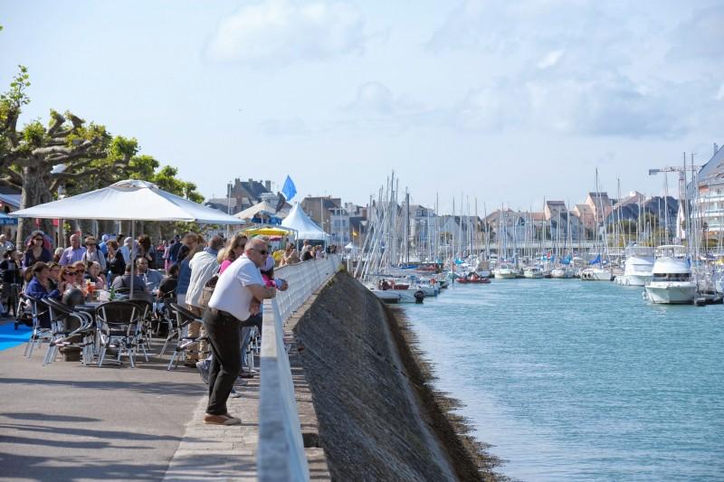 Le port du Pouliguen - Patrick Gérard
