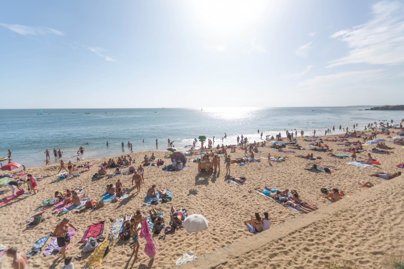 The beaches for 'relaxation'