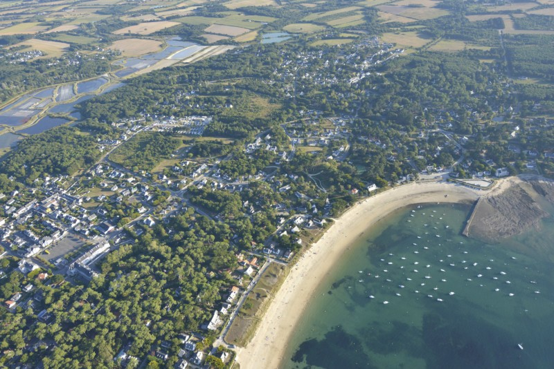 Mesquer-Quimac, 12 km de côtes et de plages - Teddy Locquard