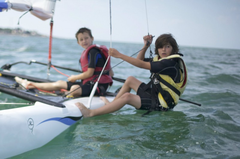 Activités enfants à Piriac-sur-Mer - Teddy Locquard