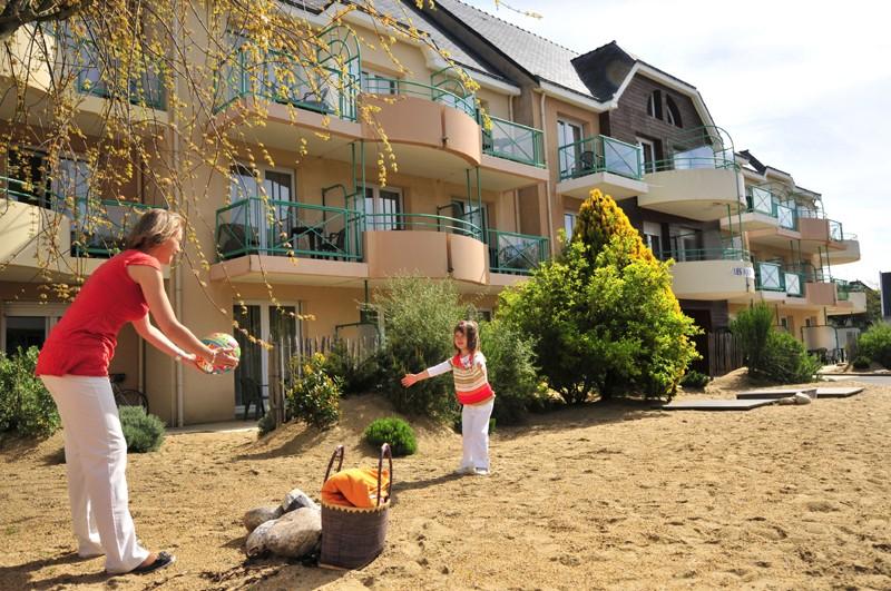 Résidences, Appart'hôtels et villages vacances