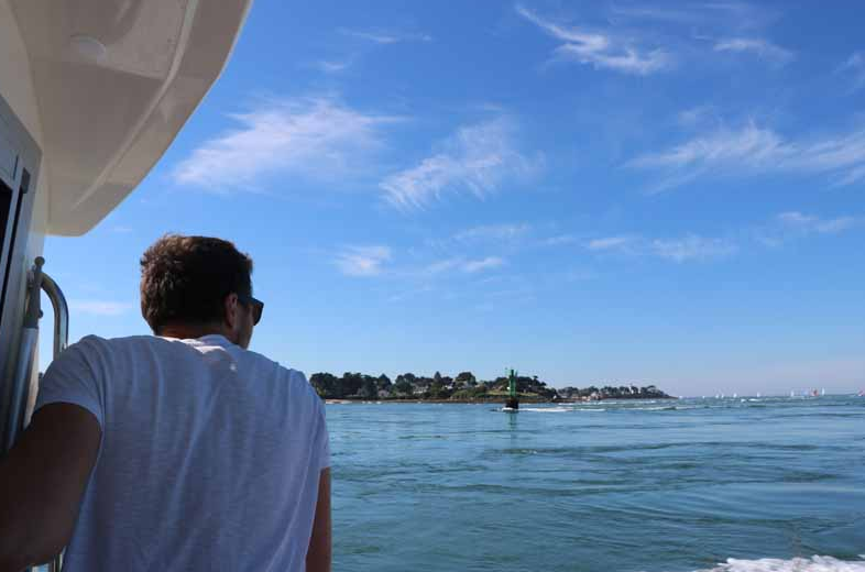 Traversées vers les îles, croisières et navettes maritimes, balades fluviales
