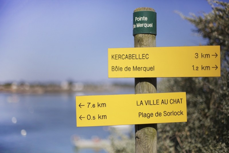 A day-out walking in Bretagne Plein Sud