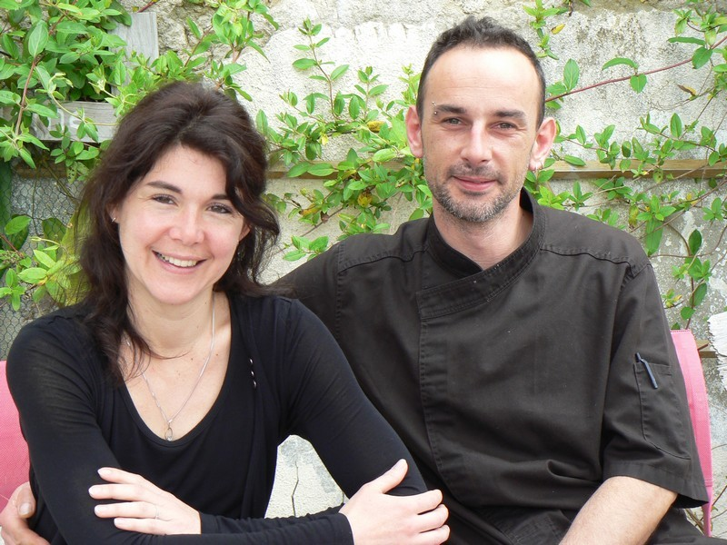 Virginie et Thomas, from field to fork