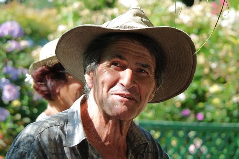 Yves, l'écolo-jardinier du marais