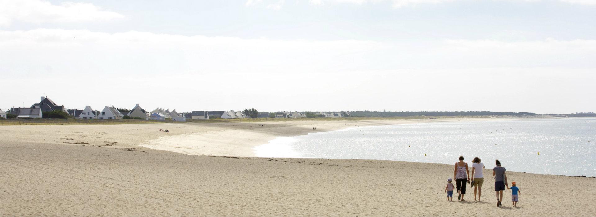 Les plages de La Turballe