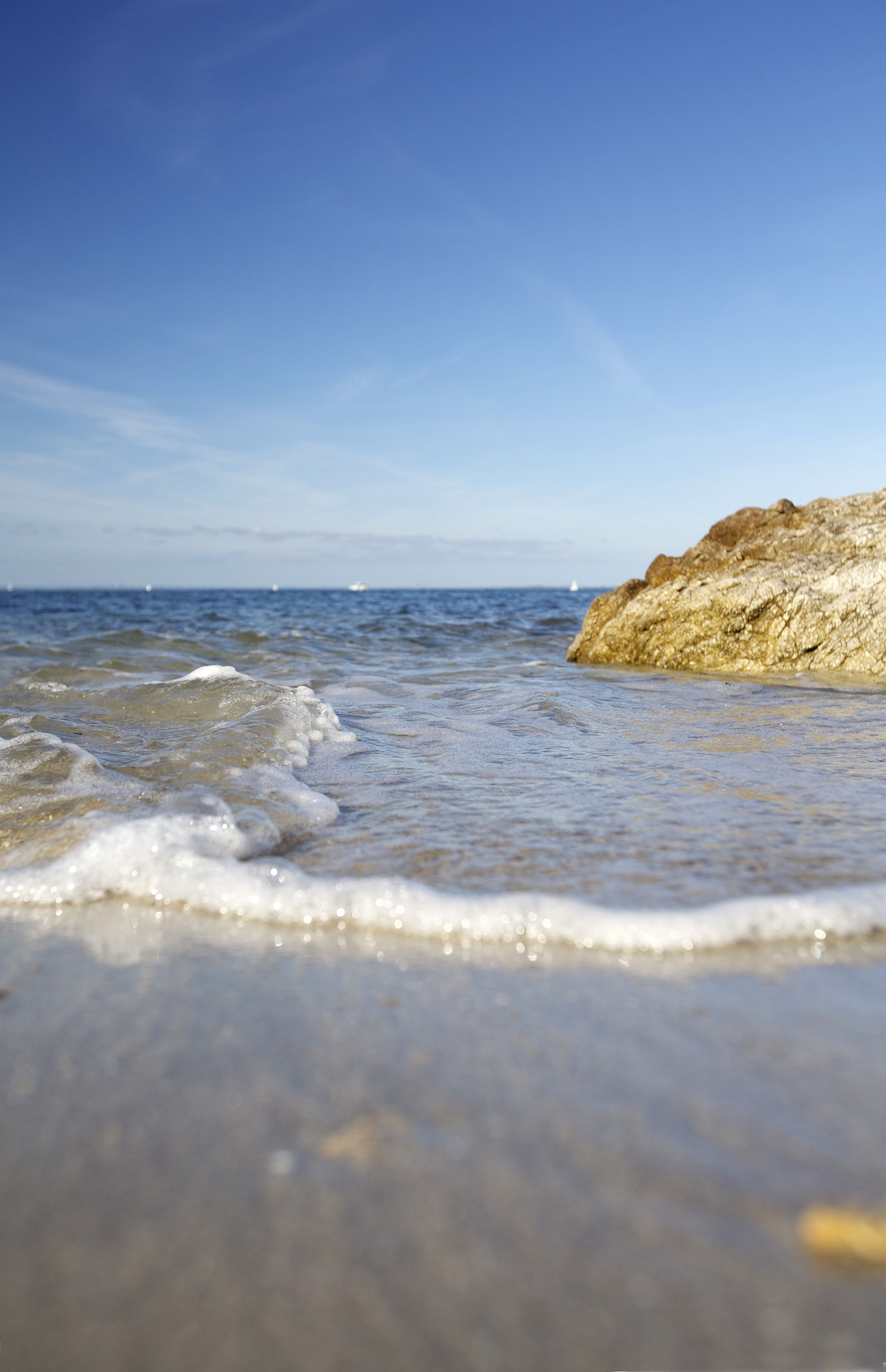 Qualité de nos eaux de baignade