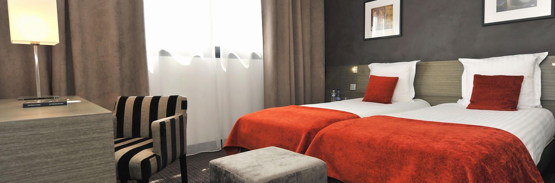 Chambre d'hôtel - Hôtel de la cité Guérande