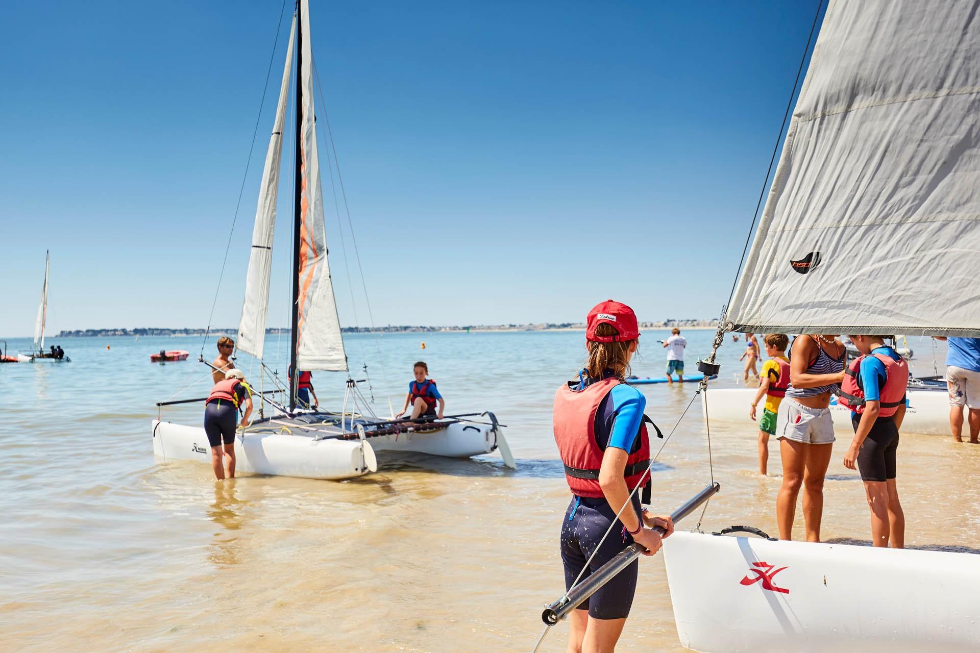 Guide des loisirs nautiques en mer - sécurité et environnement