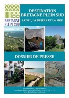 Dossier de presse Bretagne Plein Sud le sel, la Brière et La mer