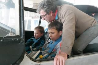 Petits visiteurs grandes découvertes - OT La Baule Presqu'île de Guérande