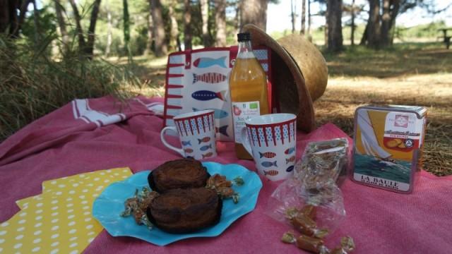 Blog-les lieux de pique-nique en Presqu'île de Guérande
