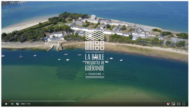 Bonne année 2020 à La Baule - Presqu'île de Guérande !
