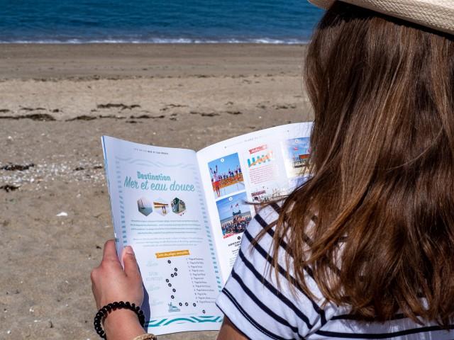 Découvrir les écogestes des vacances