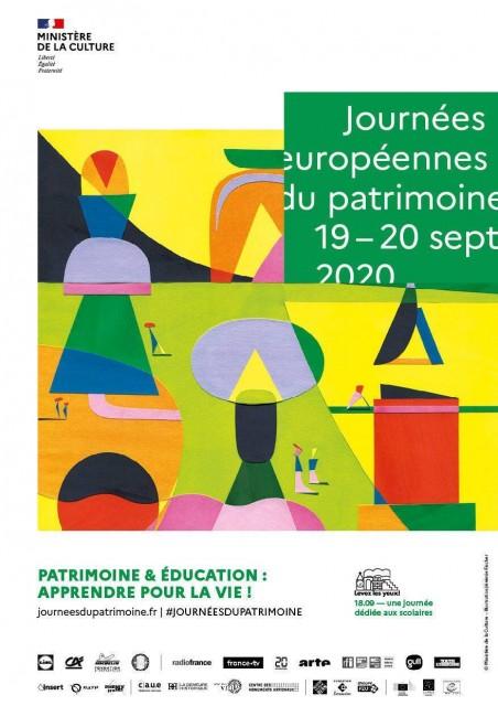 Journées Européennes du Patrimoine en presqu'île de Guérande - les 19 et 20 septembre 2020