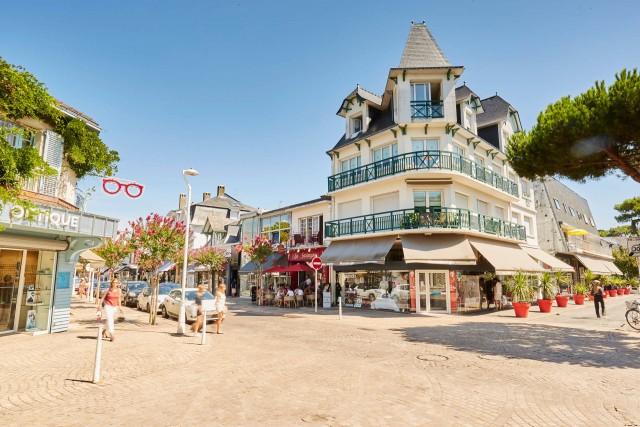 Centre-ville de La Baule - ©Alexandre Lamoureux