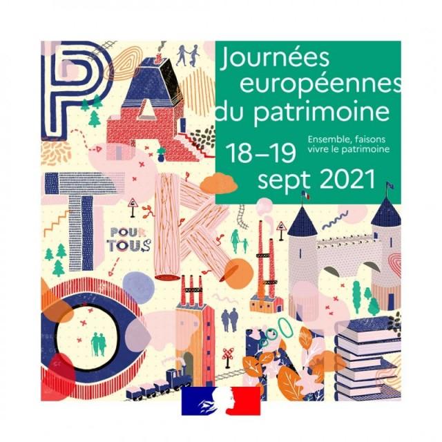 Les Journées Européennes du Patrimoine 2021 - Office de Tourisme La Baule Guérande