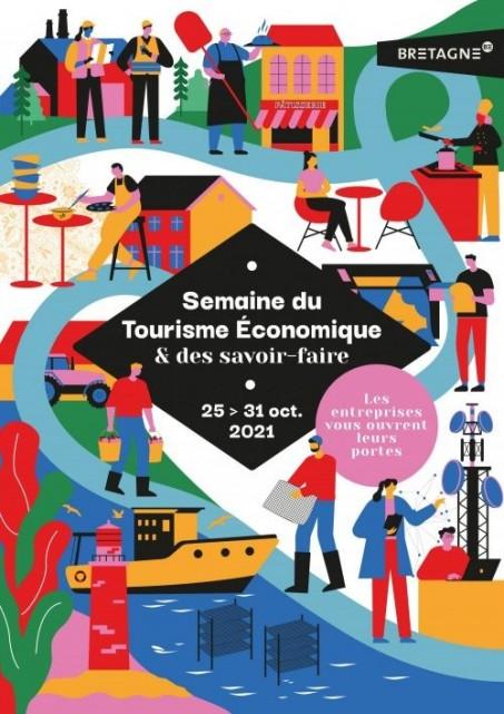 Semaine du Tourisme Economique et des Savoir-Faire -Office de Tourisme La Baule Guérande
