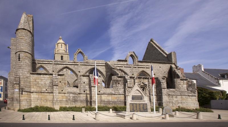 Batz sur Mer, chapelle du Mûrier
