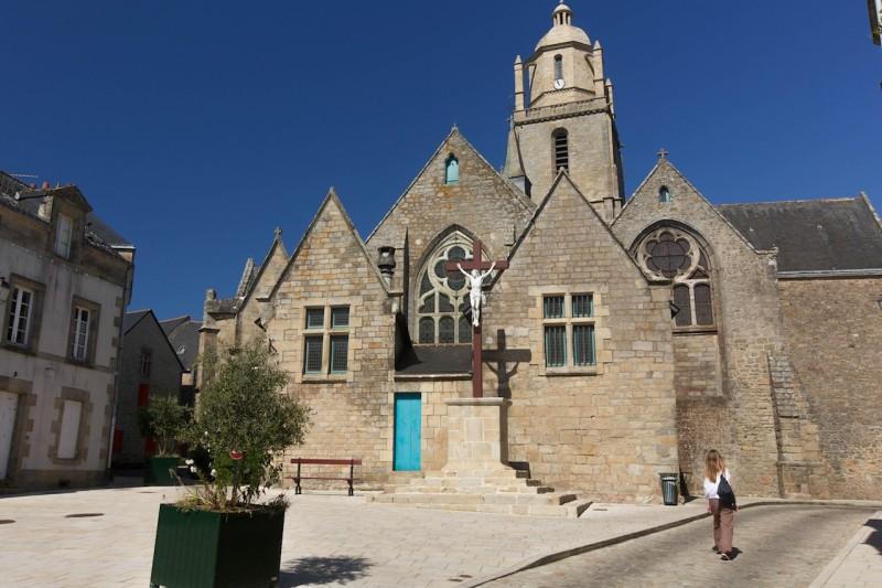 Batz sur Mer, église Saint Guénolé