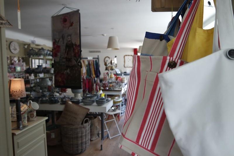 La boutique du Casa Cosy hôtel au Pouliguen 3