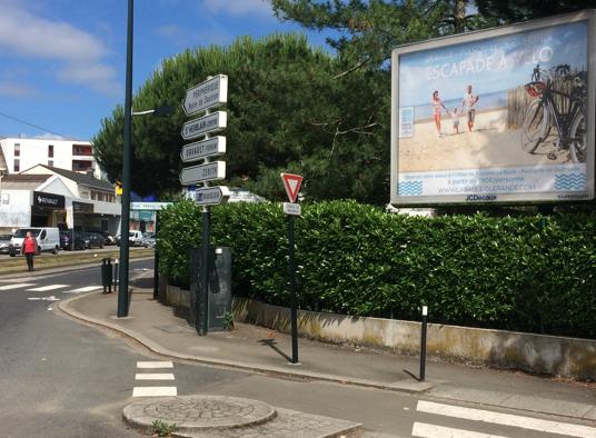 Campagne de publicité - Escapades à vélo - Office de Tourisme Intercommunal La Baule-Presqu'île de Guérande