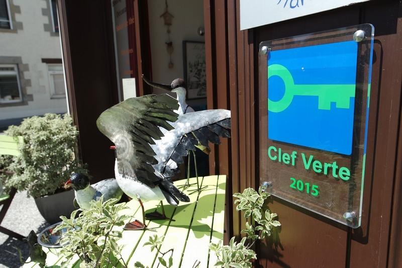 Clef Verte au Casa Cosy au Pouliguen