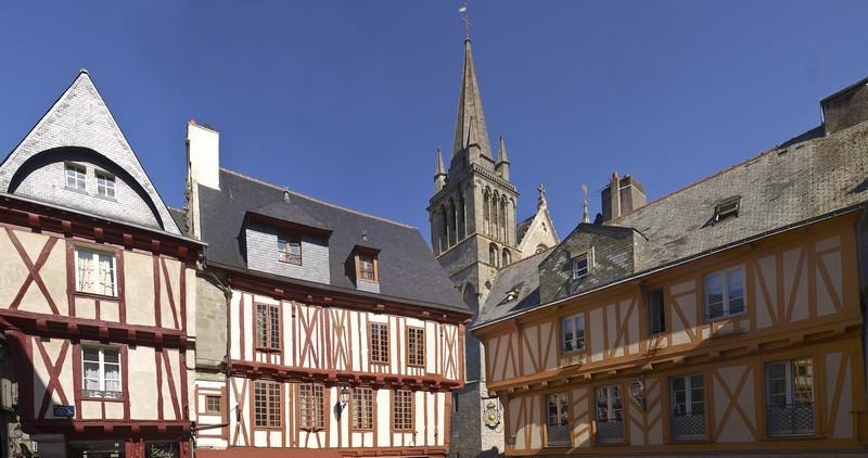Vannes, cité des Vénètes, Morbihan