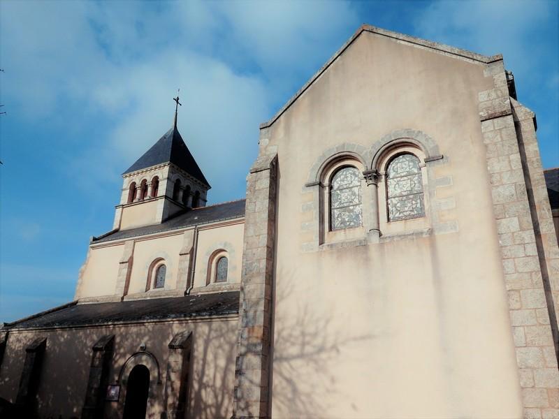 Eglise de Saint-Molf