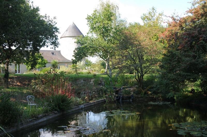 Etang du Moulin de Kergas