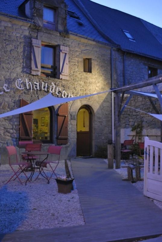 Façade du restaurant Le Chaudron à La Turballe