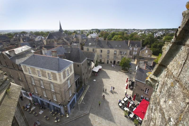Guérande cité médiévale