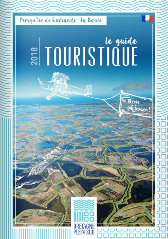Guide Touristique Bretagne Plein Sud