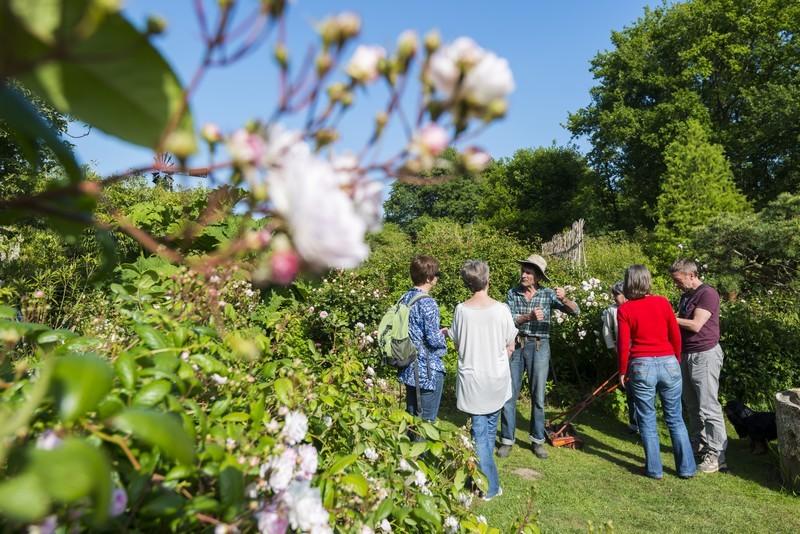 Jardin des Marais à Herbignac