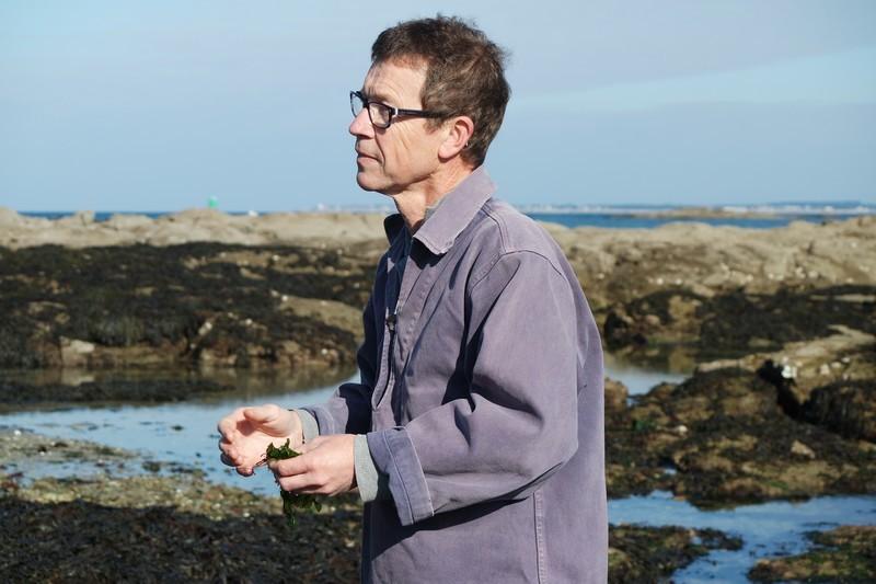 Jean-Marie, les Jardins de la Mer au Croisic
