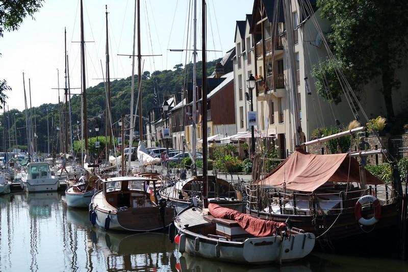La Roche Bernard, petit port charmant