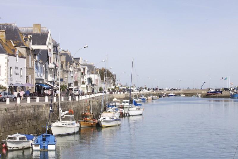 Le Croisic et ses bateaux de pêche