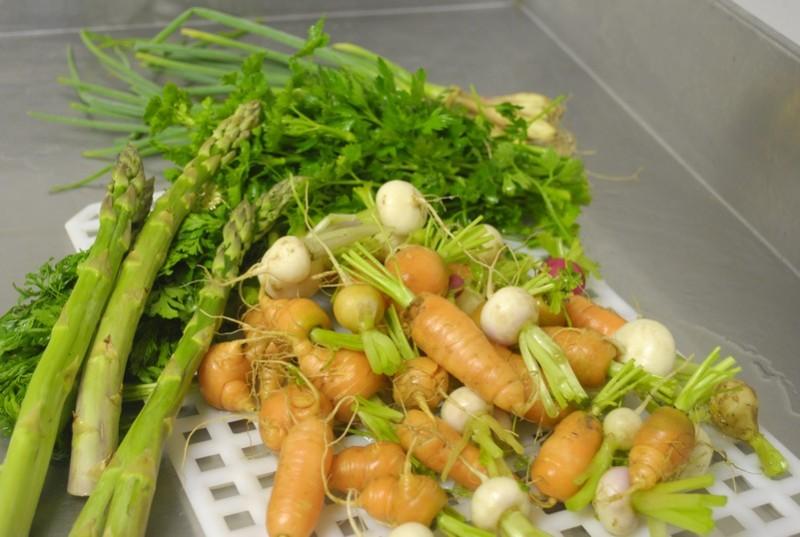 Légumes - Restaurant Le Chaudron à Herbignac 3