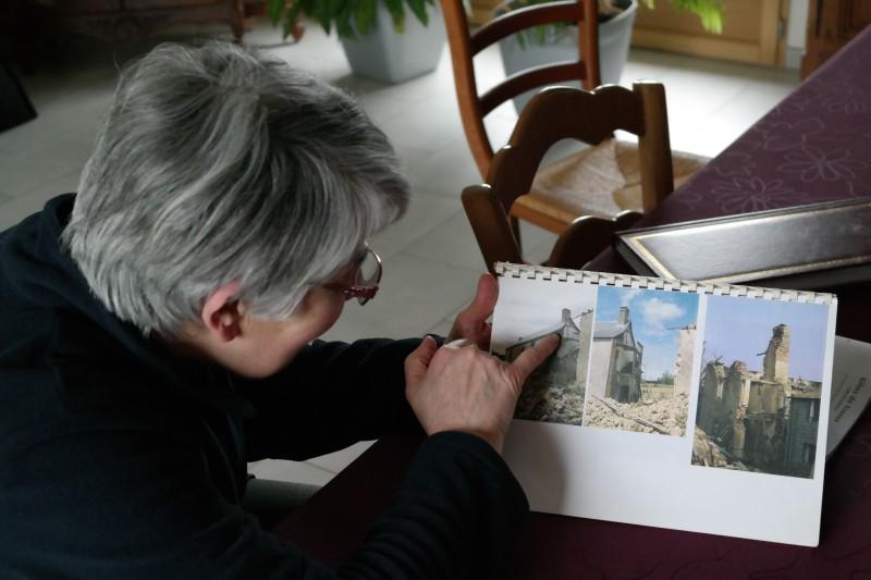 Marie Le Goff - propriétaire Gîtes de France à Missillac