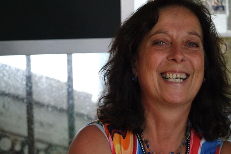 Muriel Bernard - mytilicultrice
