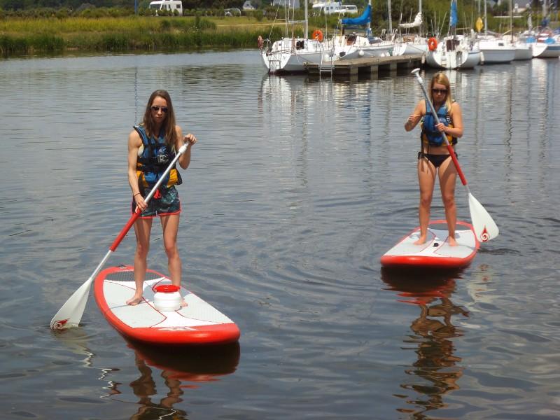 Paddle sur la Vilaine