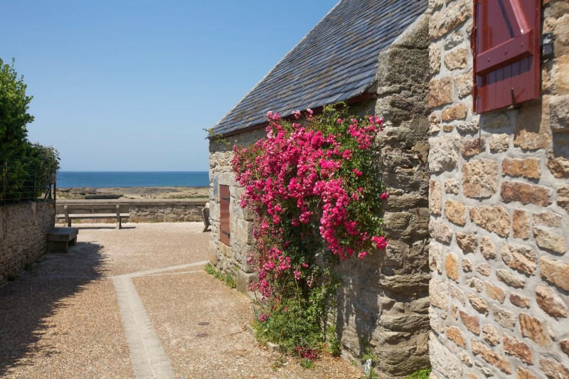 Piriac, petite cité en bord de mer