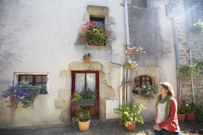 Piriac, petite cité fleurie