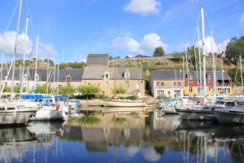 The Estuary Of La Vilaine