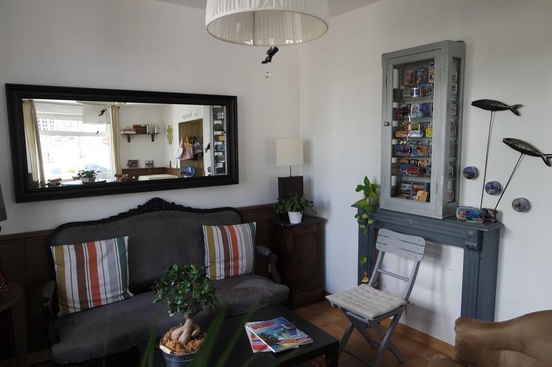 Salon du Casa Cosy, hôtel au Pouliguen