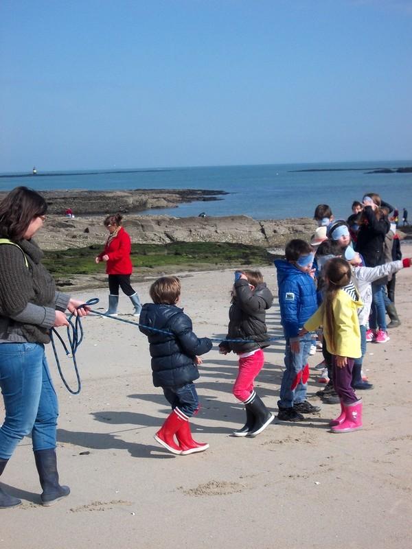 Sortie enfants Loire Océane Environnement