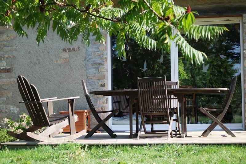 Terrasse au Moulin de Kergas Herbignac