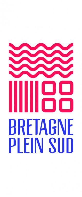 Une marque territoriale : un logo Bretagne Plein Sud